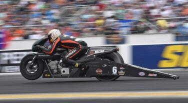 Andrew Hines' Quest for NHRA Pro Stock Motorcycle Title #6