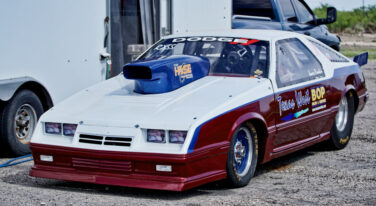 Today's Cool Car Find is this 1986 Dodge Daytona W/ Trailer & Golf Cart for $35,000