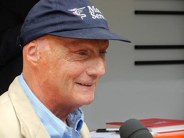 Three-time F1 World Champion Niki Lauda has Died
