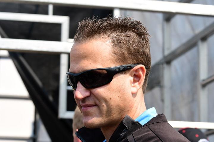 Tasca looks forward to NHRA's Richmond return