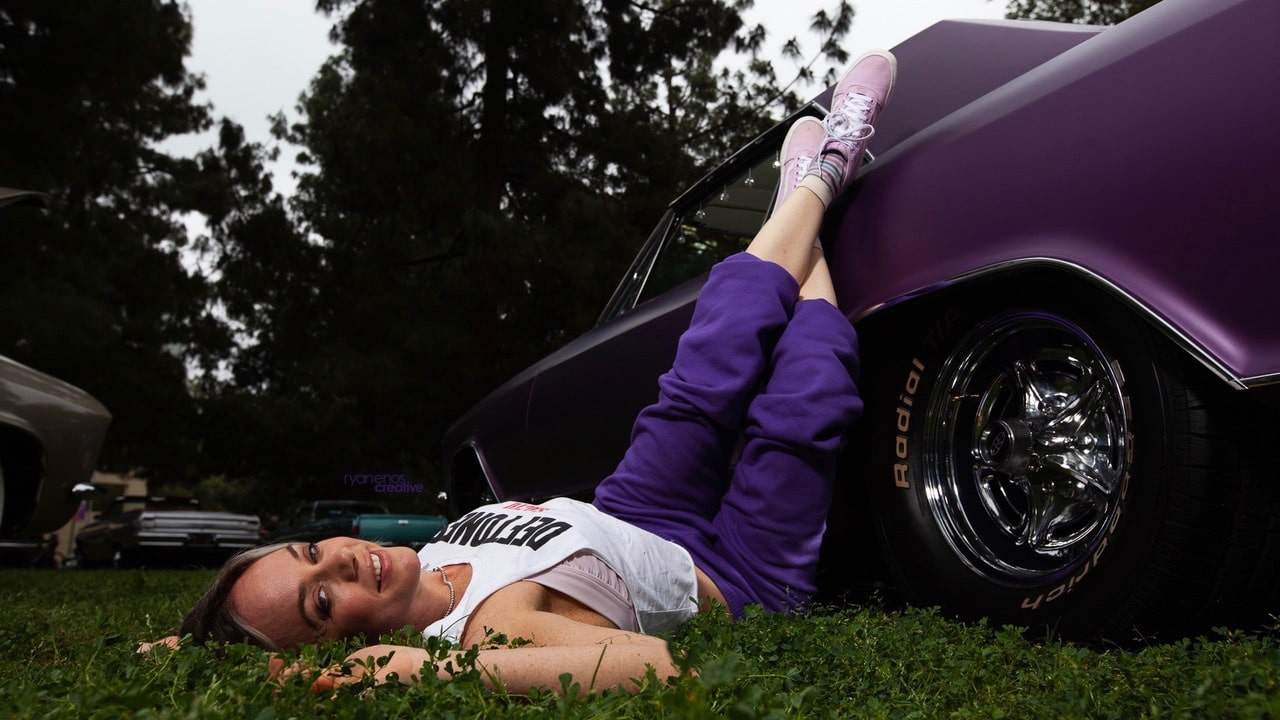 Pinup Pole Show Pinup of the Week: Tonya Kay with a 1965 Buick Riviera