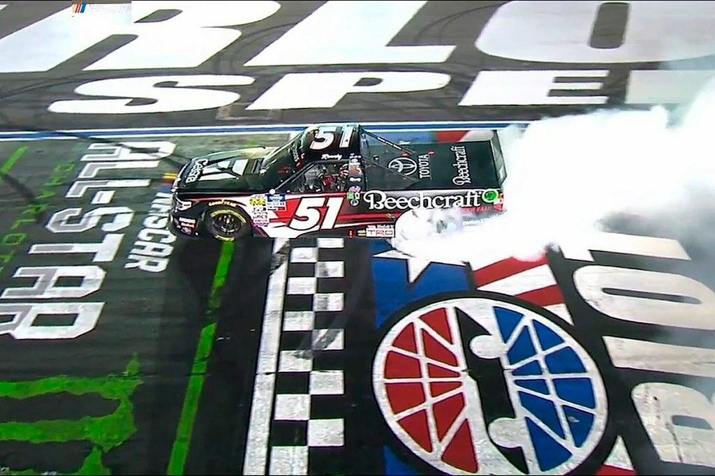 Rowdy Wins Fifth Straight; Larson Wins a Cool Million; Bowyer Punches Out Newman at 2019 NASCAR All-Star Weekend