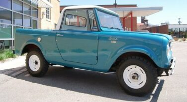 Scout Introduction Boosted International Harvester Sales in the 1960s