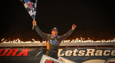 Donny Schatz Back on Top at Eldora Speedway