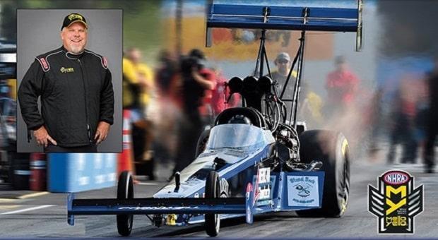 Jim Maroney Racing to Go Top Fuel Racing