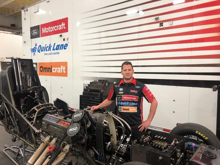 John Schaffer Joins Tasca Racing