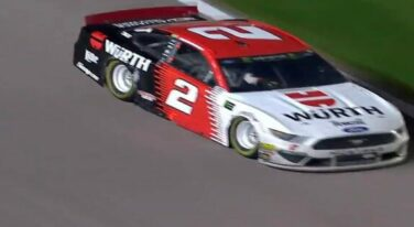 Keselowski and Chastain Win; Bowman Second - Again