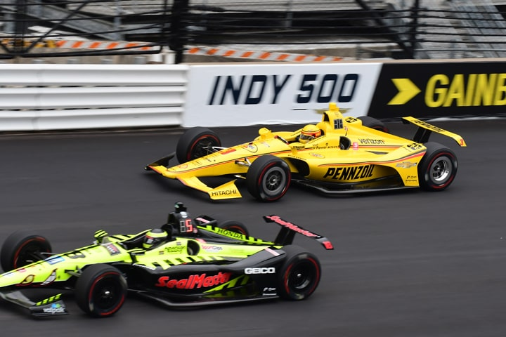 Winners and Losers at the Indy 500