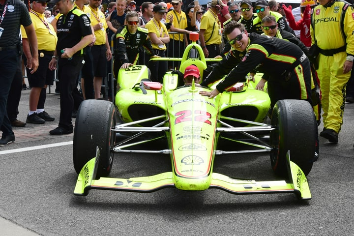 Pagenaud Runs the Table; Wins 103rd Indy 500