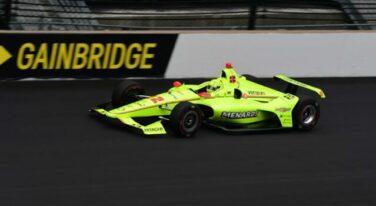 Pagenaud Earns Indy 500 Pole