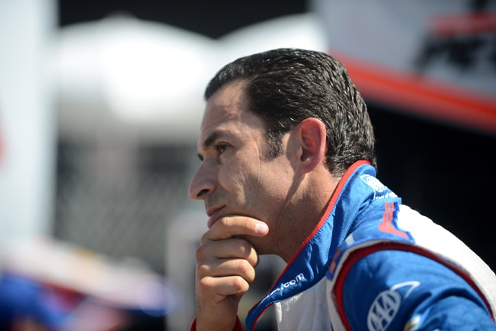 Hello Castroneves Tries for His Fourth Indy 500 win