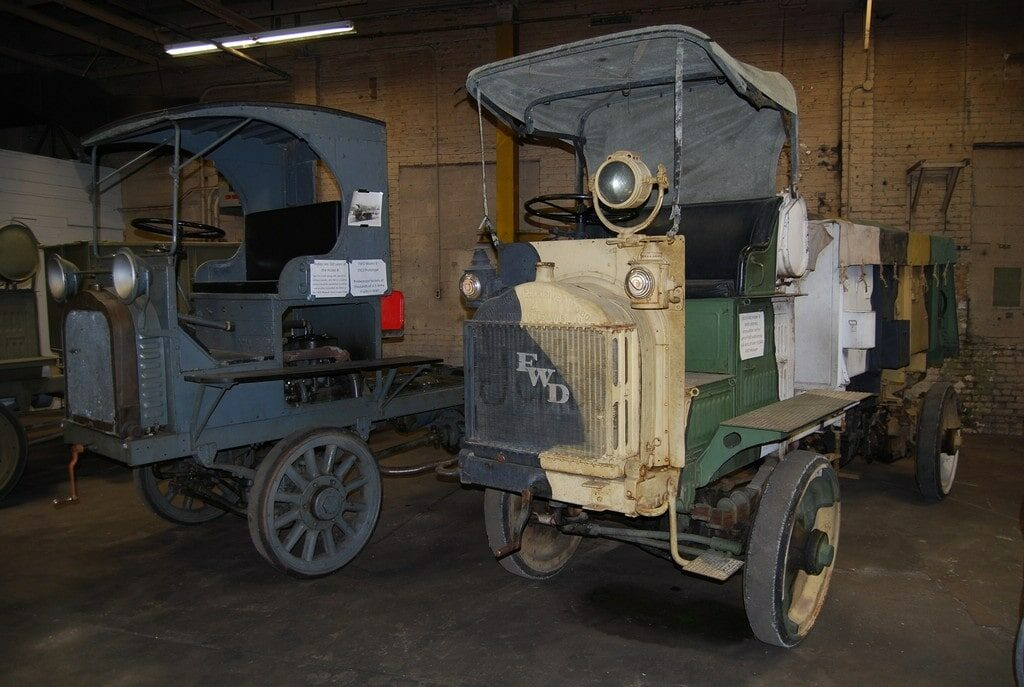 Birthplace of Four Wheel Drive Museum is Expanding