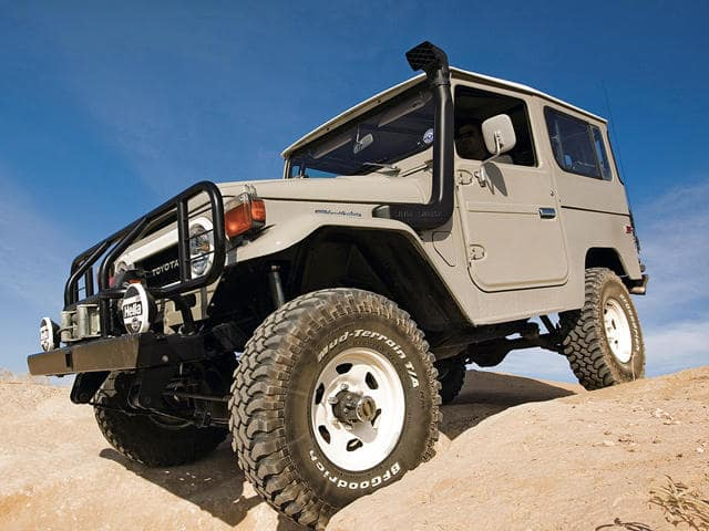 Take On an Adventure with the Best Off-Road Vehicles from Then and Now