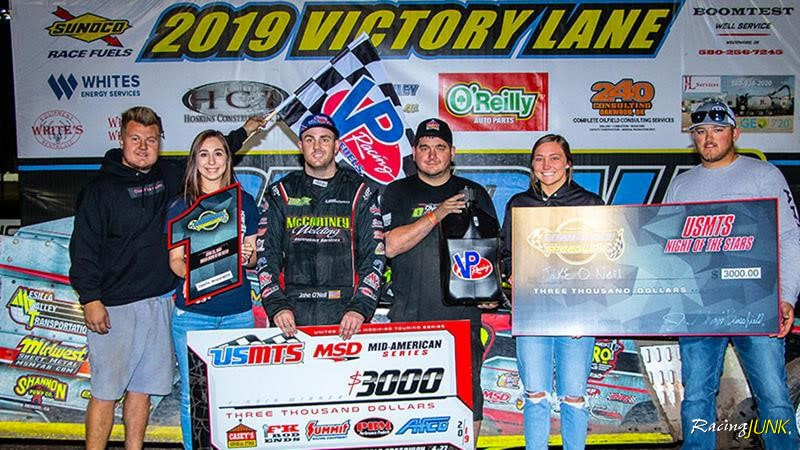 Dirt Track Racing Wrap-Up: Week of May 1st, 2019