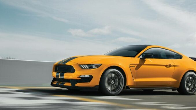 Ford, Shelby, GT350