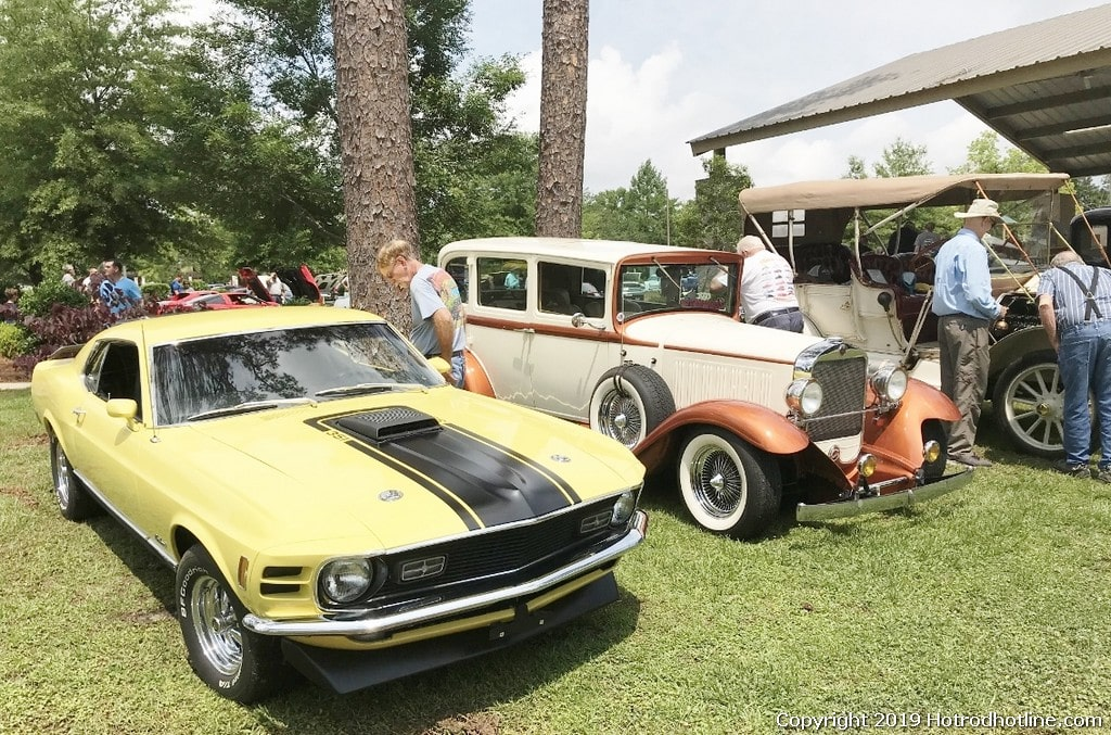 Gallery: 31st Annual Southern Antique Car Rally