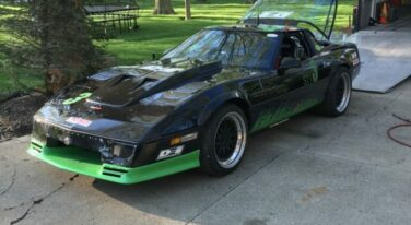 Today's Cool Car Find is this 1985 Corvette for $35,000