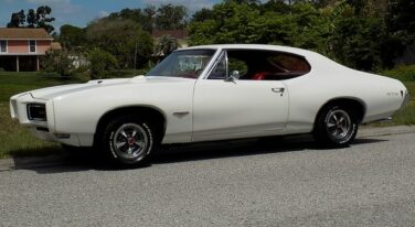 Today's Cool Car Find is this 1968 Pontiac GTO for $44,900