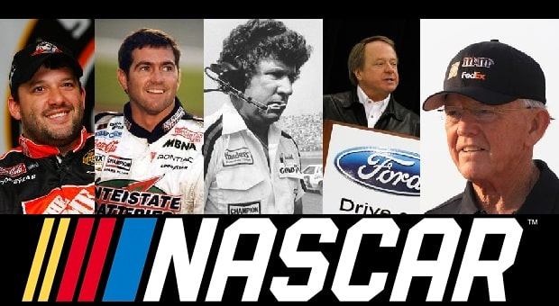NASCAR Sets 2020 Hall of Fame Inductees