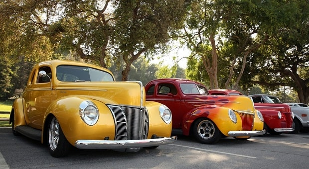 Gallery: Twilight Cruise at the NHRA Museum