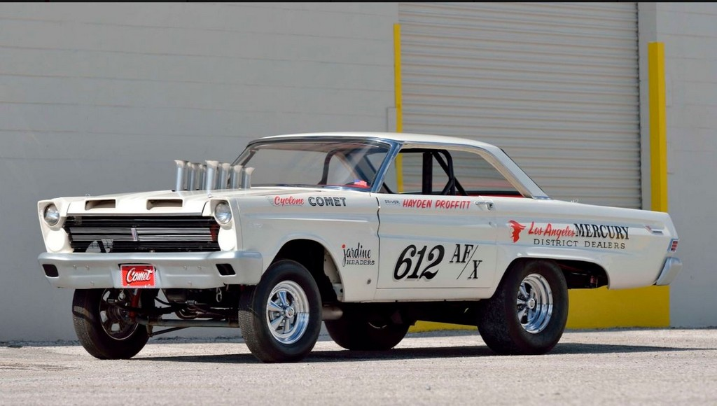 Racing Legends from the Todd Werner Collection Go On the Auction Block