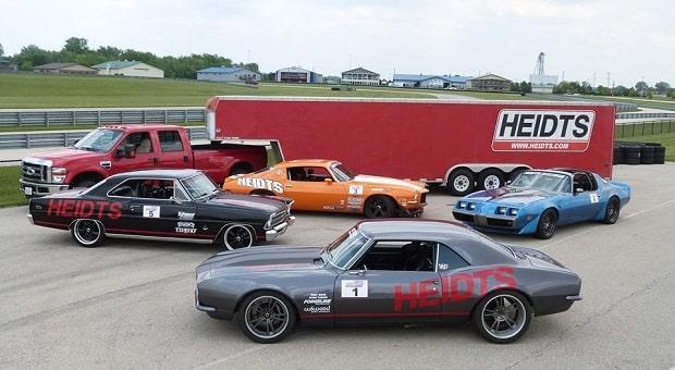 Heidts Open House and Car Show – RacingJunk News