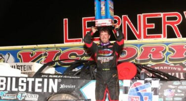 McCreadie Charges to a Win at Firecracker 100 at Lernerville Speedway