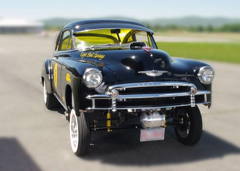 Calendar Car: Vincent Paris
