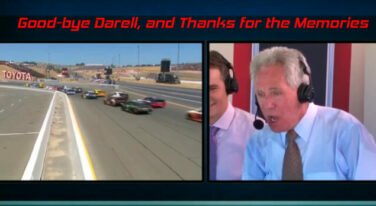 NASCAR Nation Thanks DW for 19 Years in the Booth; Chastain, Truex Win
