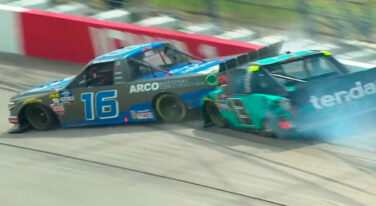NASCAR Trucks and XFINITY Put on Show in Iowa; Sauter Parked for Aggressiveness
