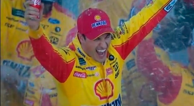 Biffle Wins in NASCAR Gander Outdoor Texas Race; Reddick, Logano Win in Michigan