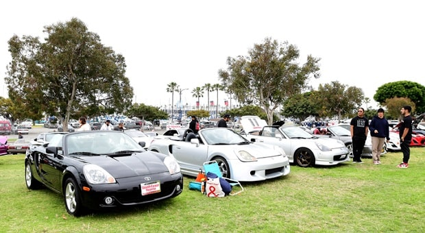 Toyotafest Hits Long Beach for 24th Celebration