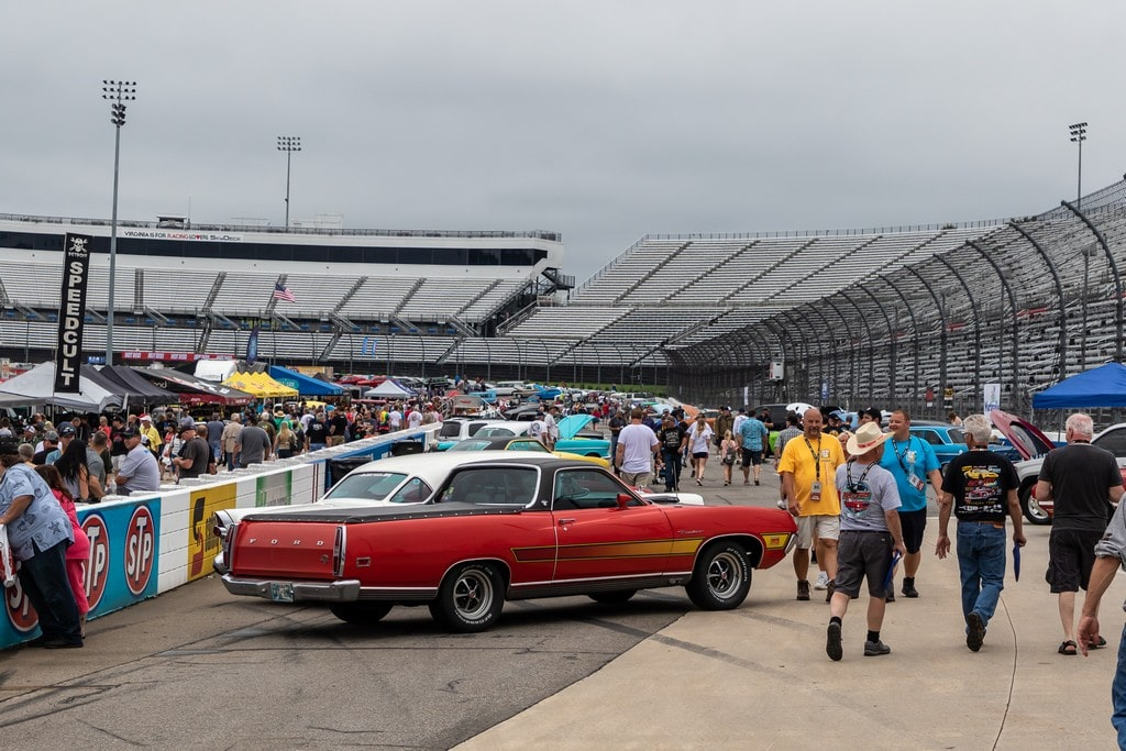 Hot Rod Power Tour Hits Bristol and Martinsville