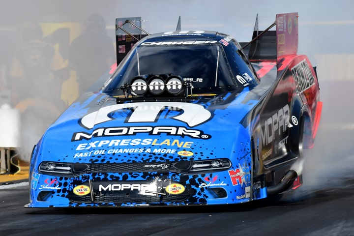 Matt Hagan Has Unfinished Business in His 250th NHRA Race