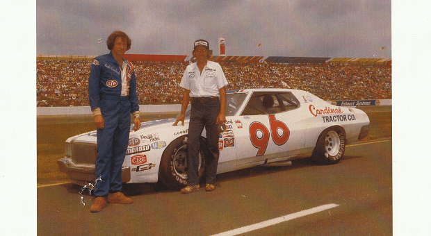 Will Cronkrite Looks Back at a Career Among Race Cars