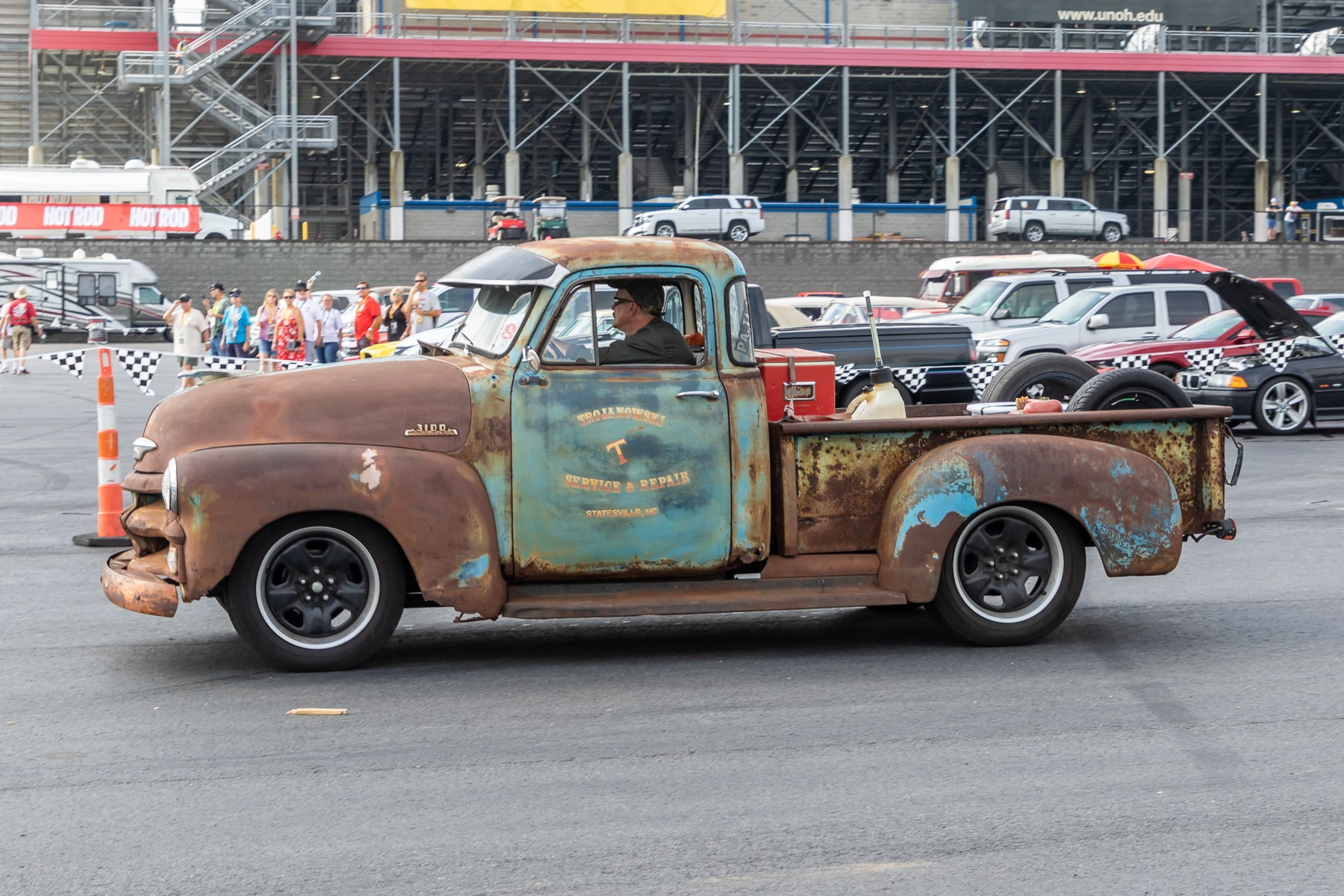 Hot Rod Power Tour Kickoff