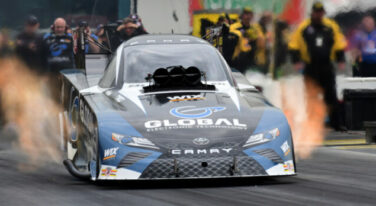 NHRA Points, Pride in Play at Thunder Valley