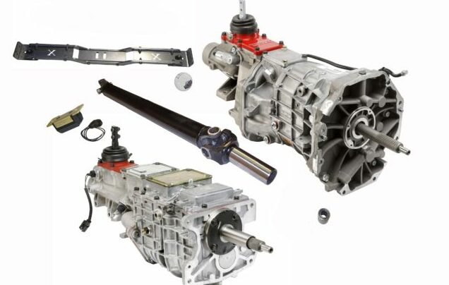 American Powertrain Pro-Fit 5-Speed and 6-Speed system for 1973-87 Chevy Squarebody Trucks