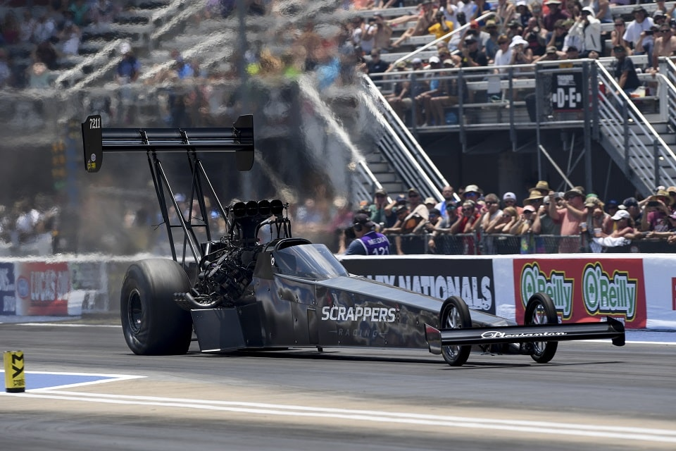 Salinas and Tasca III Race to Big Wins at NHRA Thunder Valley Nationals