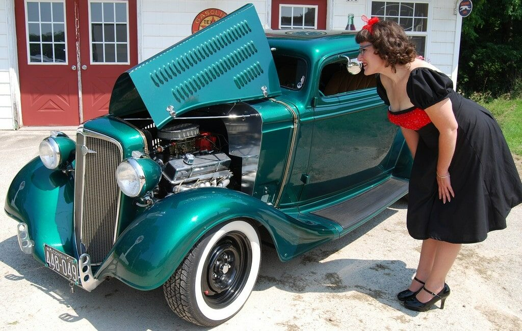 How to Take Your Hot Rod on a Road Trip