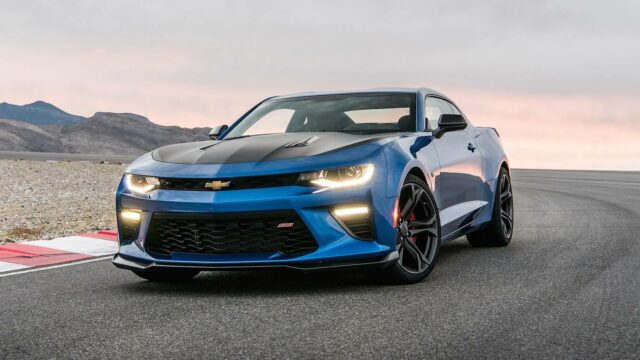 Chevrolet Camaro Nameplate On its Way Out in 2023 ...