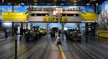 Lions Drag Strip Museum Roars to Life