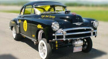 Calendar Car: Vincent Paris' 1950 Chevy Styleline