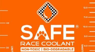 SAFE Racing Antifreeze/Coolant Announced