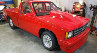 Today's Cool Car Find is this 1984 Chevrolet S10