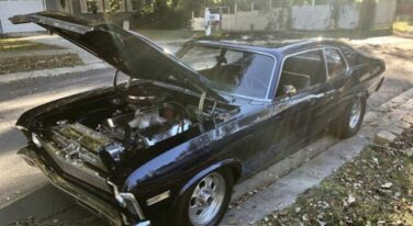 Today's Cool car Find is this 1973 Nova for $22,000