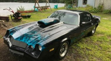 Today's Cool Car Find is this 1979 Camaro for $17,500