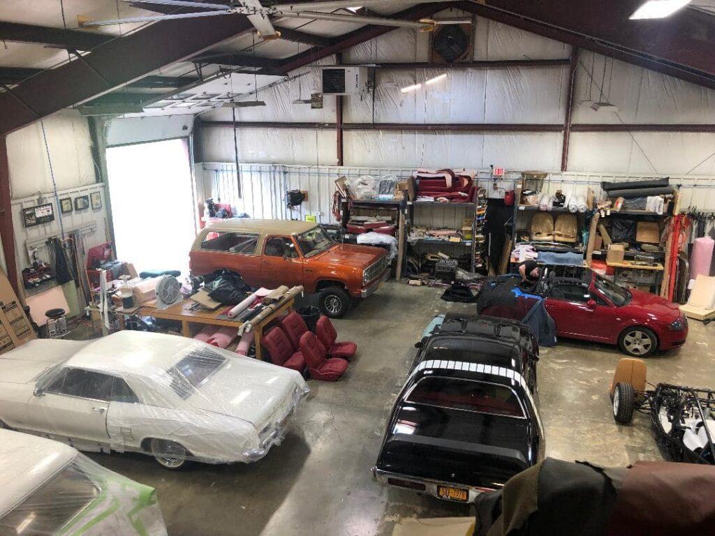 Gillin Auto Interiors