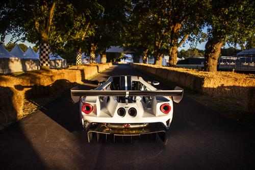 TRACK-ONLY FORD GT MK II Debuts at Goodwood Festival of Speed