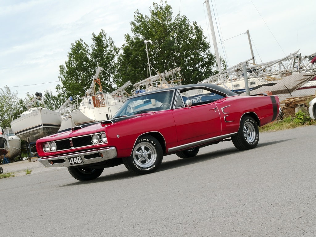 Muscle Car Madness: 1968 Dodge Coronet 500